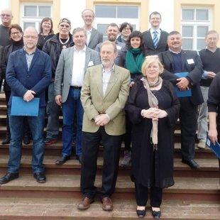 Visi 9 dalībvalstu dalībnieku pārstāvji Bruknā